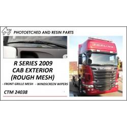CTM 24038 Scania R series 2009 exterior (rough mesh)