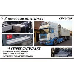 CTM 24039 Scania 4 series catwalks