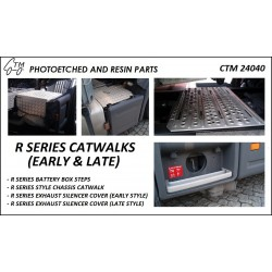 CTM 24040 Scania R series catwalks (early & late)