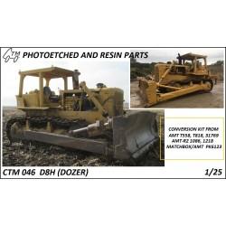 CTM 046 D8H Dozer detail set