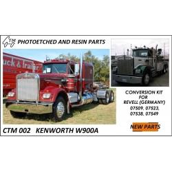 CTM 002 Kenworth W900A