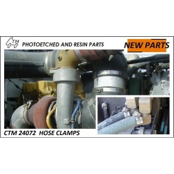 CTM 24072 Hose clamps