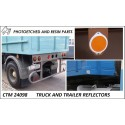 CTM 24098 Truck and trailer reflectors