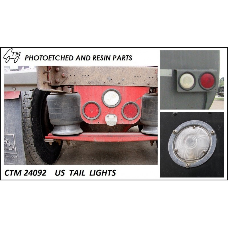 CTM 24092 US tail lights