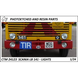 CTM 24123 Scania LB 141 lights