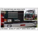CTM 24135  Scania 2nd and 3rd series front lights