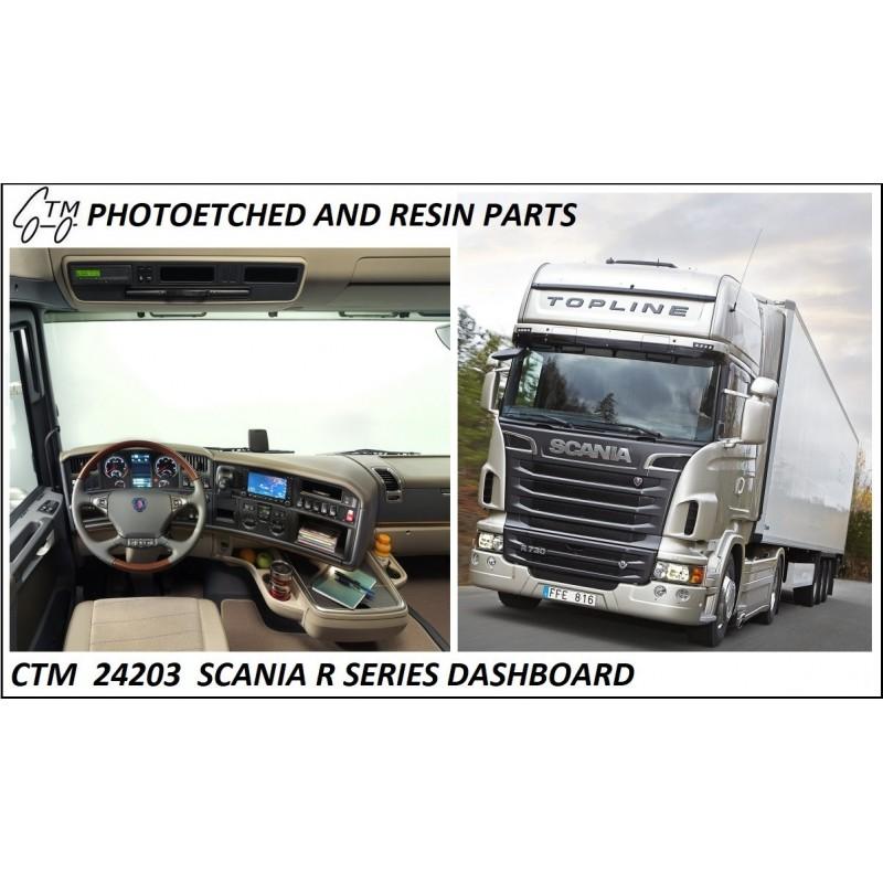 CTM 24203 Scania R series dashboard