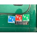 CTM 24218 IFTA permit stickers
